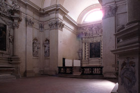 interno chiesa misericordia