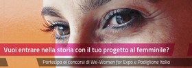 immagine women for expo