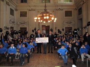logo ecolimpiadi in Monferrato