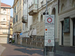 Varco elettronico di via Cavour