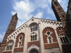 facciato cattedrale sant'evasio