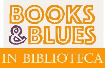 logo books and blues
