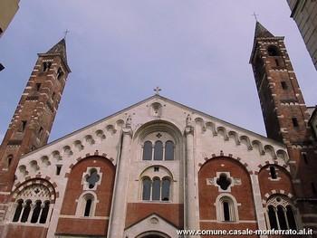 la cattedrale di casale monferrato
