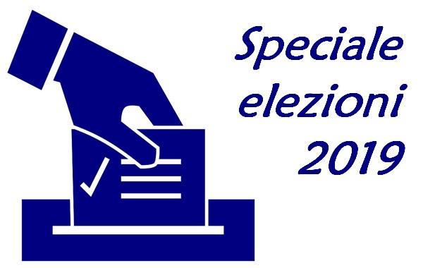 logo speciale elezioni 2019