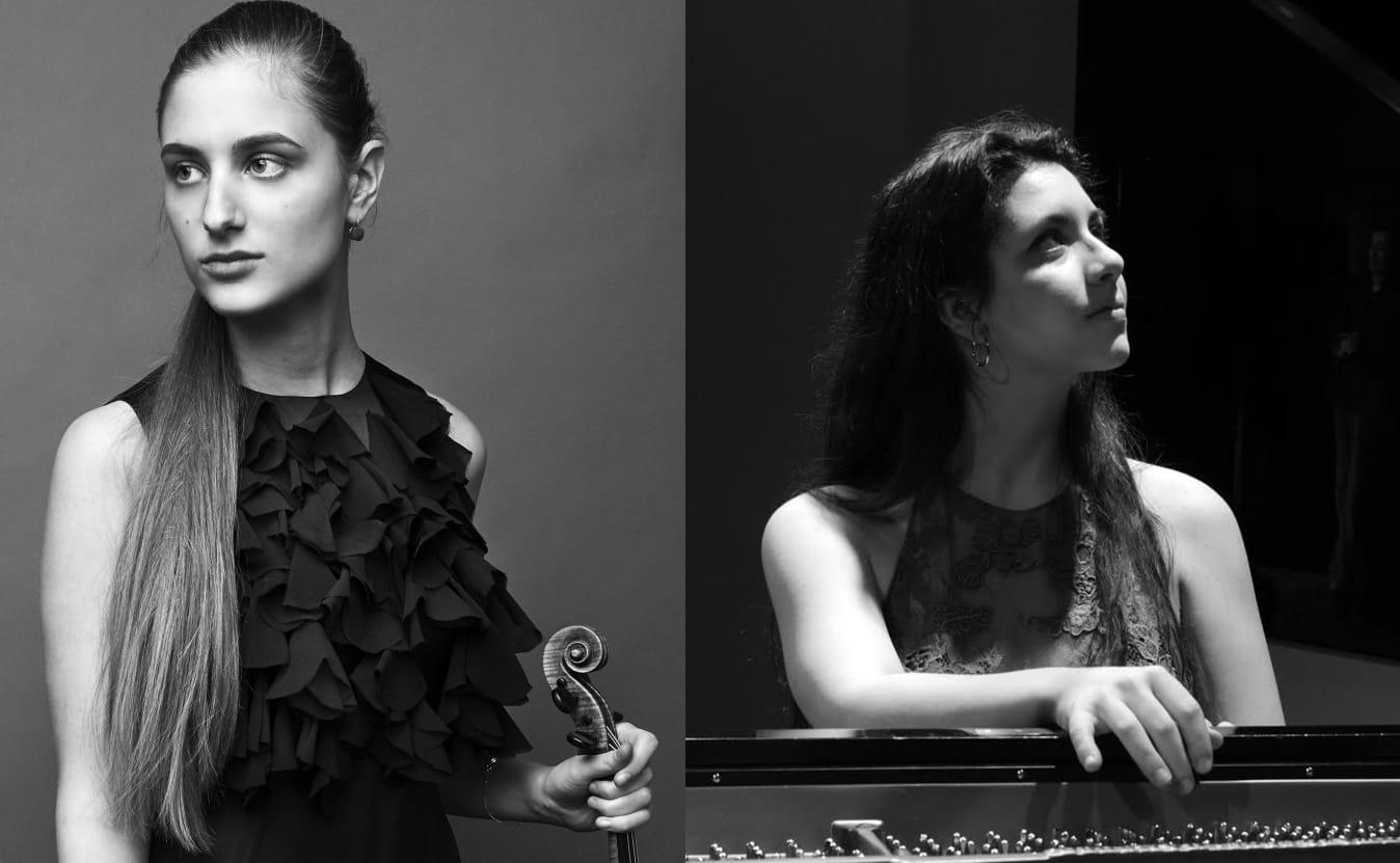 Francesca Bonaita e Gloria Cianchetta
