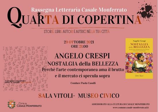 locandina Angelo Crespi