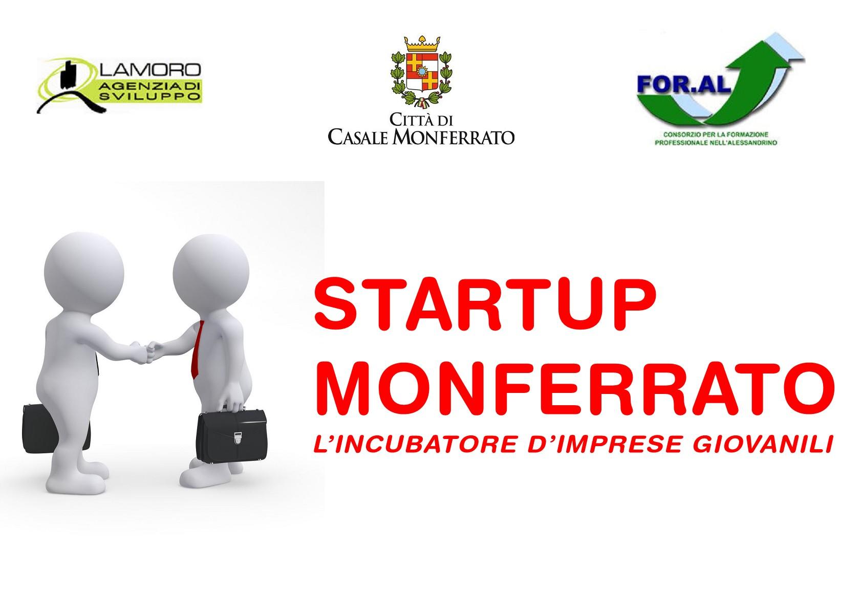 Logo Startup Monferrato