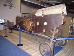 immagine dell'aereo di Palli a Trento