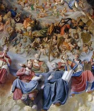 """Cappella XXIII """"Il Paradiso"""""""