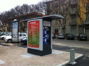 foto Eco Shop di piazza Cesare Battisti