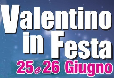 Manifesto Valentino in Festa 2016