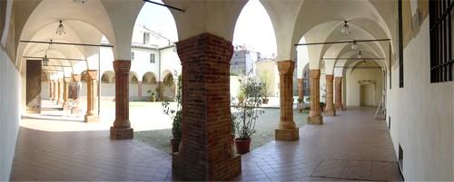 chiostro di Santa Croce - Museo Civico