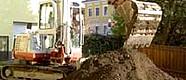 banner terre e rocce da scavo