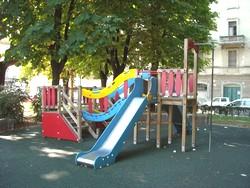 foto area gioco per bambini