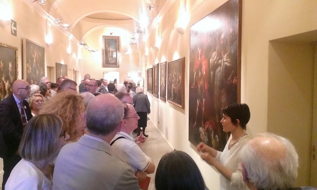 foto sala museo