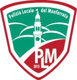 logo polizia locale del monferrato