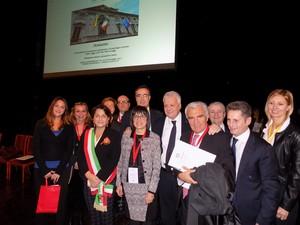foto di gruppo dei relatori