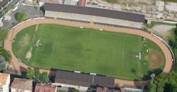 foto aerea stadio comunali palli