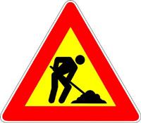 cantiere lavori in corso