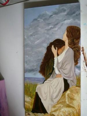 dipinto mostra andata e ritorno