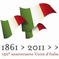 logo celebrazioni unità d'Italia