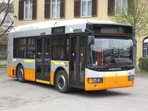 foto autobus amc