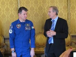 immagine astronauta