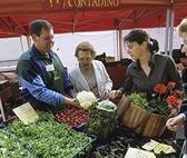 mercato farmer market