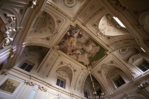interno di palazzo san giorgio