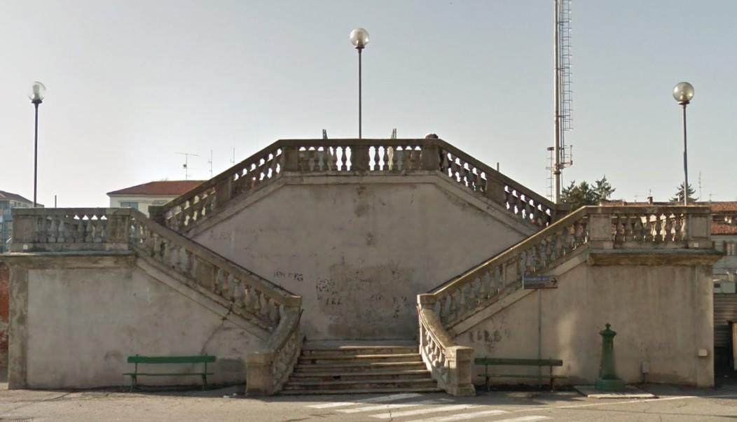 passerella lato porta milano