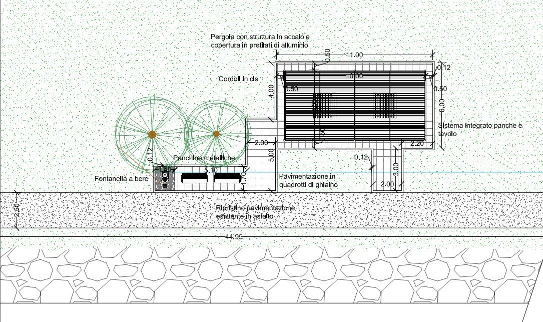progetto argine morano