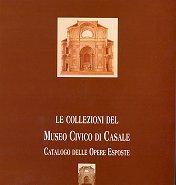 Copertina catalogo Museo civico