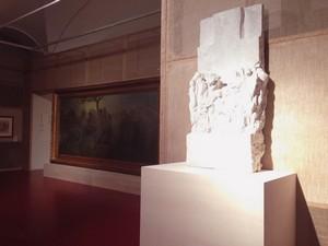 l'allestimento dell'opera a palazzo reale di milano