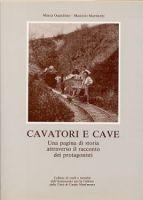 copertina cavatori e cave
