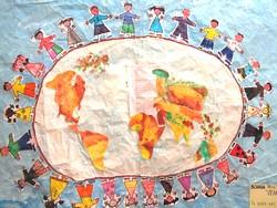 un disegno della scuola dell'infanzia