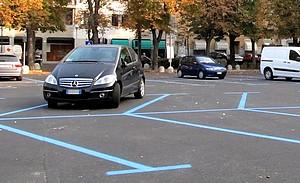 parcheggi a pagamenti in piazza san francesco