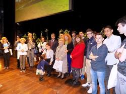 i vincitori della prima edizione del Premio Eternot