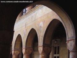 Cortile - Colonnato