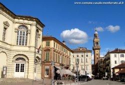 vista da piazza Castello