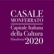 logo casale capitale italiana della cultura