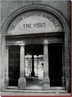 l'ingresso del collegio trevisio