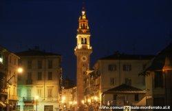 notturno da piazza castello