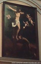 Niccolò Musso San Francesco ai piedi del Crocefisso